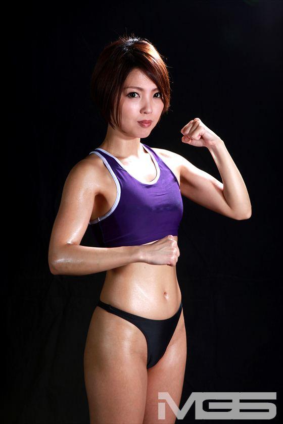 筋肉キャットファイト の画像1