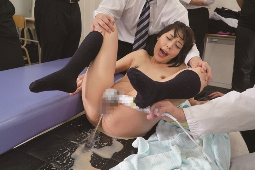 生徒や教育実習生にアナルセックスを推奨・実践する 肛門性愛学園 妃月るい 七海ゆあ 小谷みのり の画像1