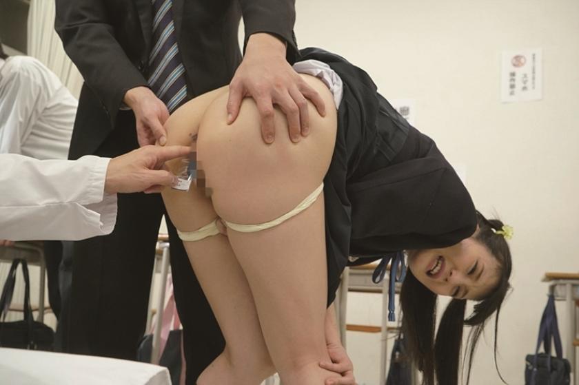 生徒や教育実習生にアナルセックスを推奨・実践する 肛門性愛学園 妃月るい 七海ゆあ 小谷みのり の画像13