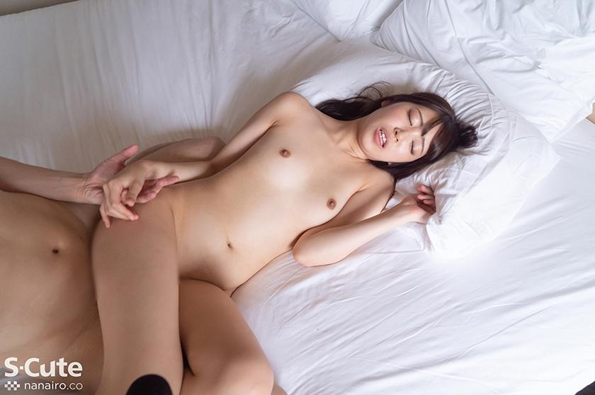 さら(20) S-Cute 感度抜群の潮吹き制服娘に顔射SEX_pic4