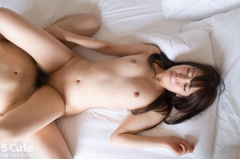 さら(20) S-Cute 感度抜群の潮吹き制服娘に顔射SEX_pic8