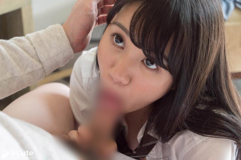 yua S-Cute 黒髪美少女と制服エッチ の画像9