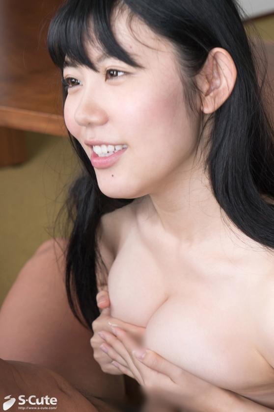 なつ (18) S-Cute 色白巨乳に包まれるセックス_pic6