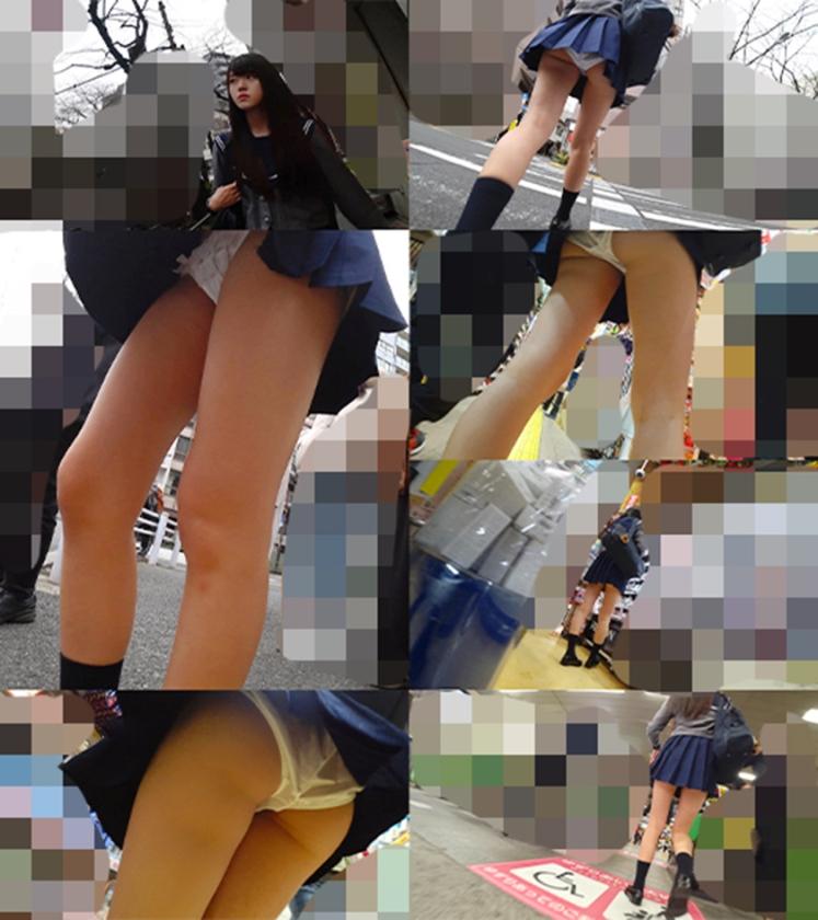 《8頭身モデルK》【電車痴〇】【自宅盗撮】【睡眠姦】灰色セーラーの美少女 白P #25のサンプル画像1