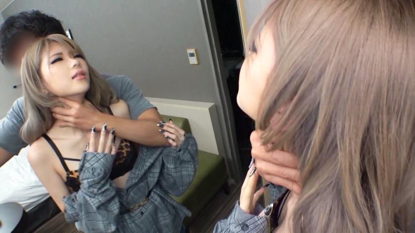 【初撮り】【激かわギャル】【小生意気な関西少女】小生意気な18歳のギャルが全身に力を込め男根に喘ぐ。 ネットでAV応募→AV体験撮影 1153_pic1