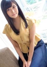 前乃菜々 - 【初撮り】ネットでAV応募→AV体験撮影 1309 - 菜々 23歳 受付嬢