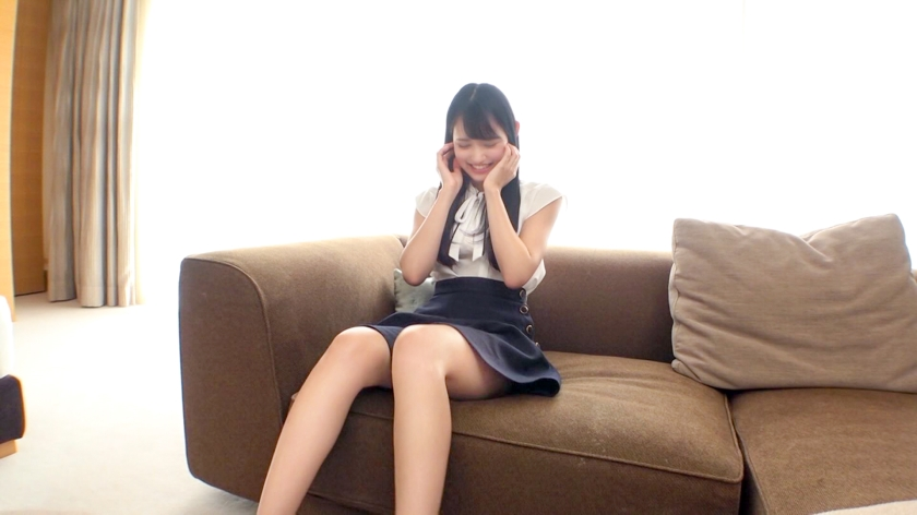 【初撮り】【完全ノーカットハメ撮り】【未来のミス・キャンパス】アイドルより可愛い美少女JDの怒涛のノンストップSEXは必見。彼氏とのいちゃいちゃエッチしか経験のない彼女に何度も激ピスを打ち付ければ… ネットでAV応募→AV体験撮影 1359-エロ画像-2枚目