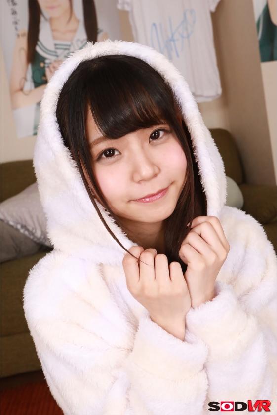 【VR】元アイドルの激カワ美少女と最初から最後までキス100回SEX 永野いち夏