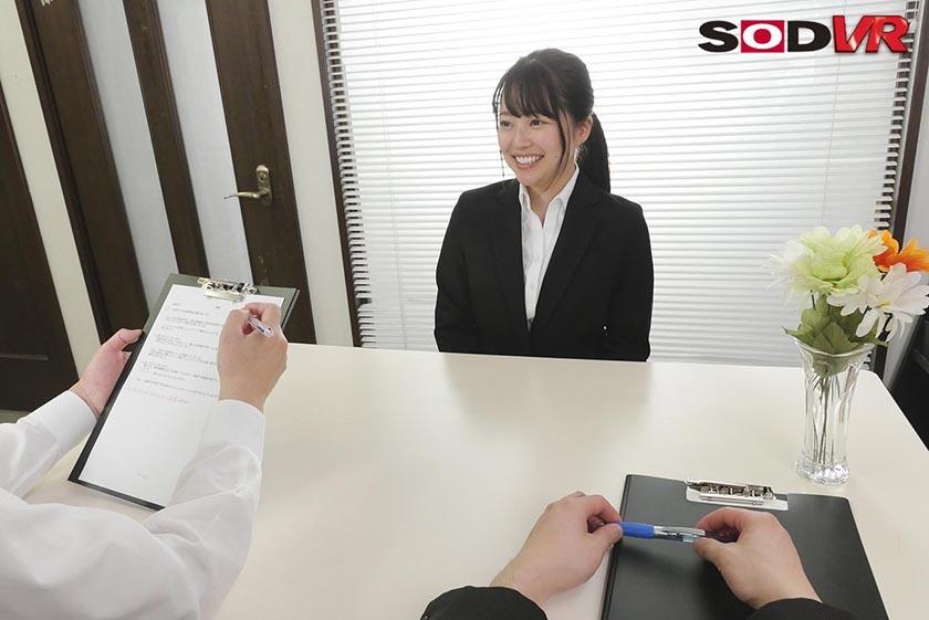 【VR】入社3日目 宮沢さん