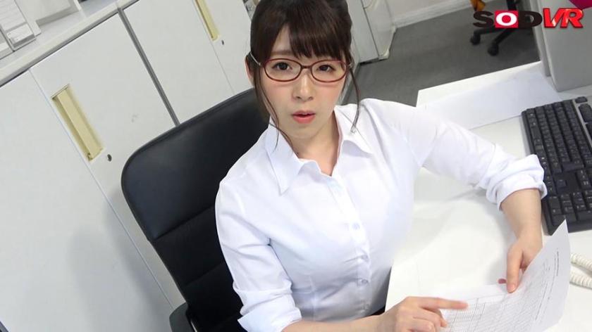 【VR】普段は強気な女上司を看病する事に。発熱で弱って乙女返りした姿と、汗で蒸れた身体に欲情してしまい・・・。 新川愛七12