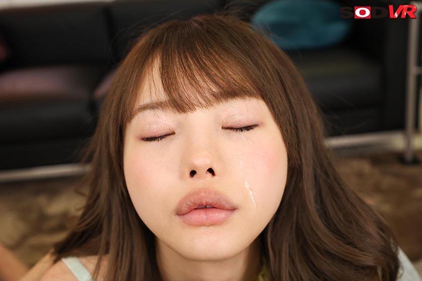 【VR】ライブ後に慰めてたら泣いちゃった…おパンツ丸見え大失態の幼馴染地下アイドルと泣き顔セックス 松本いちか10