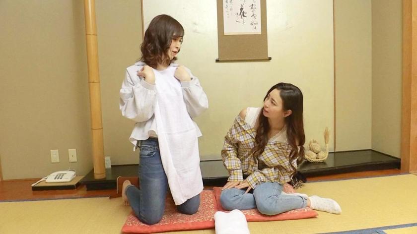 かおり(24) 推定Fカップ 箱根湯本温泉で見つけたお嬢さん タオル一枚 男湯入ってみませんか?