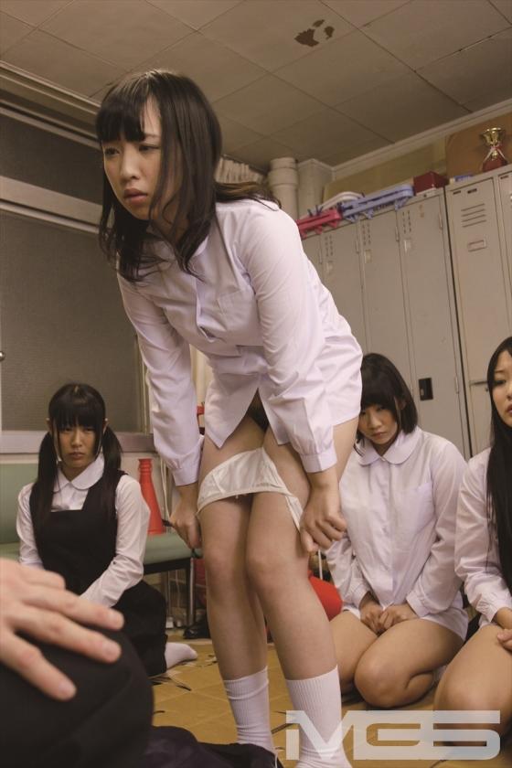 7人の女子高生と突然部室に閉じ込められた1人の男教師が、羞恥を強要し、いいなりセックス漬けにした5日間