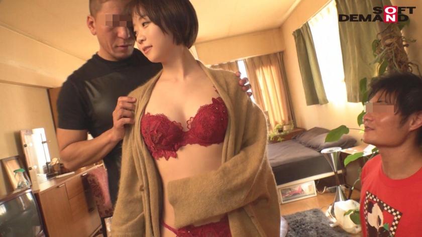 第2弾DVD 話題騒然の現役W大文学部在籍ショートカット美女 渡辺まお(19) 浴衣で初ハメ撮 初3Pほかのサンプル画像7