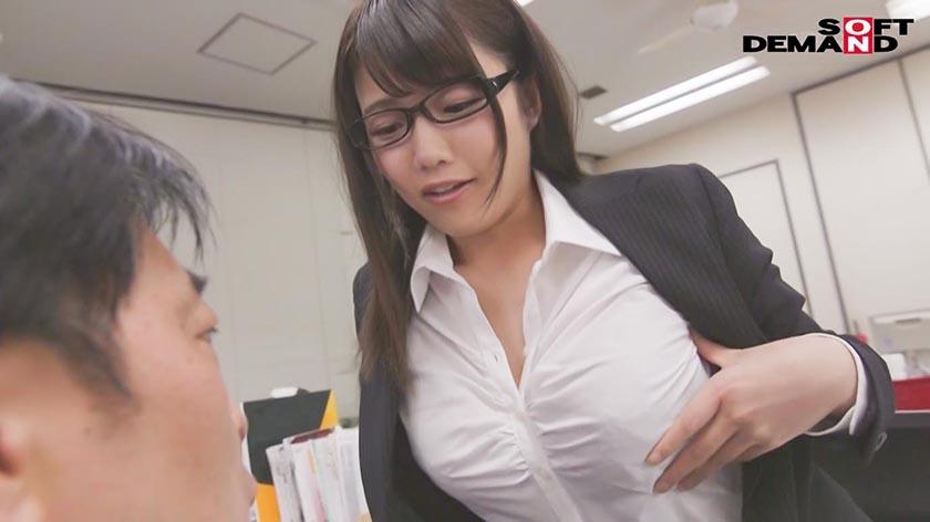 巨乳MC上司を●●洗脳で忠誠な淫乱雌犬にさせて、社内でハメ放題!8