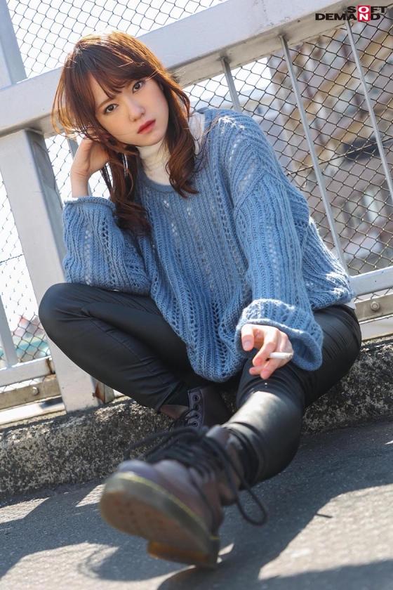 日本文芸に精通したクールなイケ女の性癖がアグレッシブ過ぎる 現役女子大生 AV DEBUT 桜野みい(20)のサンプル画像1
