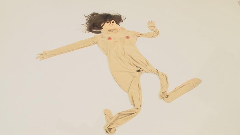 ノットリショッピング 100%美少女再現オーダーメイド「皮」使用 オリジナルレザースーツ 美谷朱里のサンプル画像1