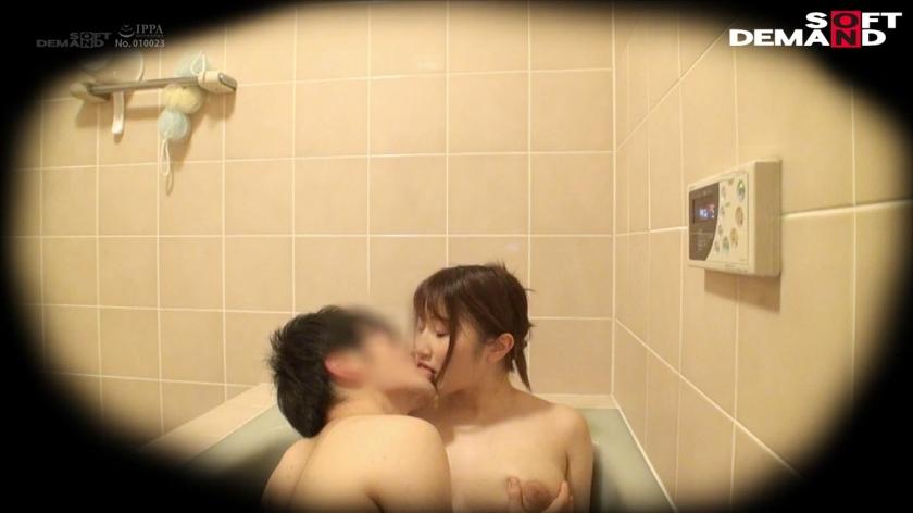 数年ぶりの姉弟風呂。『弟と一緒にお風呂入ってみませんか?』のぞみ 21歳 大学3年生のサンプル画像2