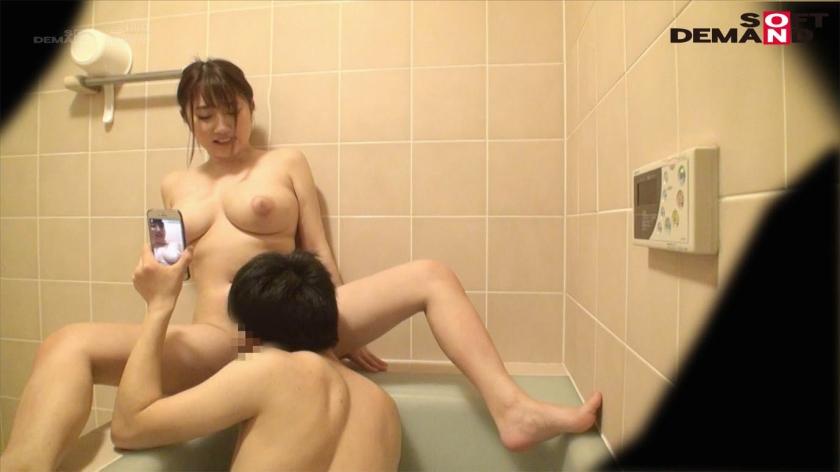 数年ぶりの姉弟風呂。『弟と一緒にお風呂入ってみませんか?』のぞみ 21歳 大学3年生のサンプル画像3