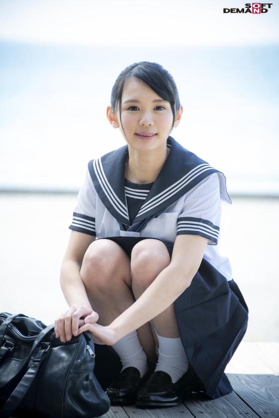 あの夏は、確かに輝いていた。 深田みお SOD専属AVデビューのサンプル画像11