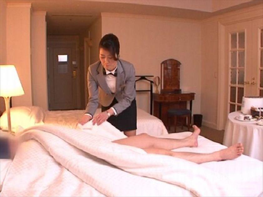 めざましフェラサービスのある、五ツ星ホテルで働く北条麻妃さん の画像10