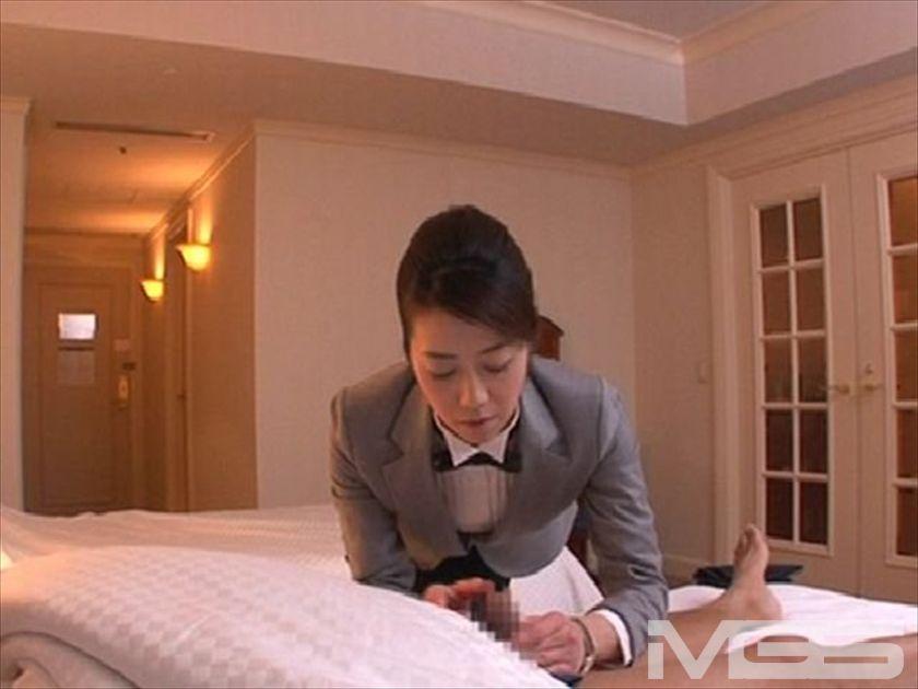 めざましフェラサービスのある、五ツ星ホテルで働く北条麻妃さん の画像7