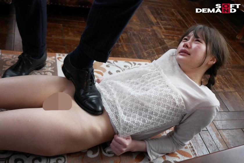 (45cm×25cm×45cm)のデリバリーバッグに女子を詰め込み鬼畜変態客の家までお届けするお仕事。をした男の話 松本いちかのサンプル画像3