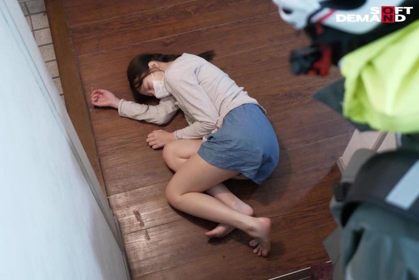 (45cm×25cm×45cm)のデリバリーバッグに女子を詰め込み鬼畜変態客の家までお届けするお仕事。をした男の話 松本いちかのサンプル画像7