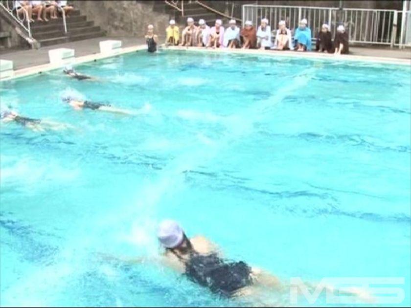 水泳の時間 の画像3