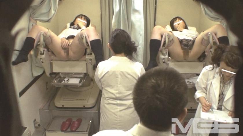 女子高生おま○こ超接写健康診断 膣穴パックリ丸見え触診で感じてしまって・・・本気汁垂れ流し&時々挿入! の画像3
