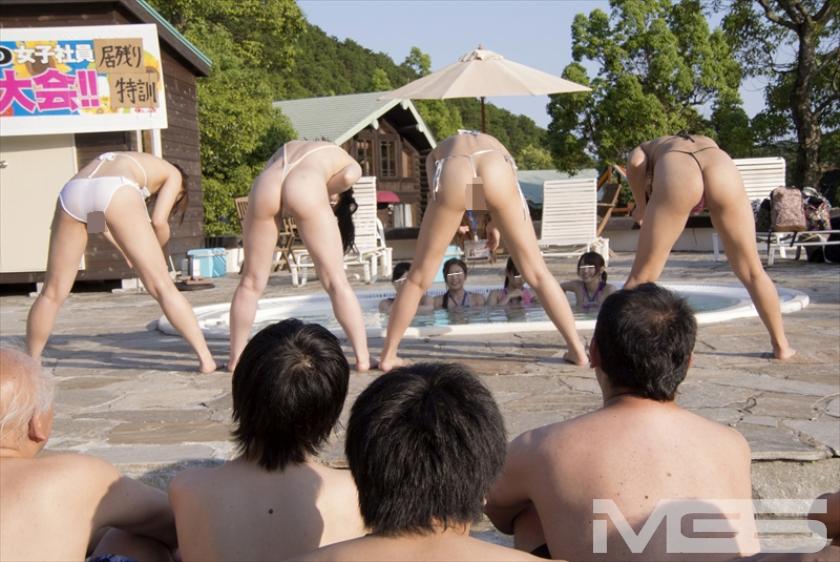 2014年SOD女子社員 居残り残業!?ユーザー様からの個人指導で実は こっちの方がもっとHだった水泳大会 の画像11