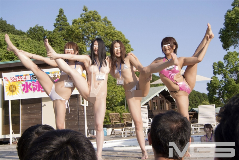 2014年SOD女子社員 居残り残業!?ユーザー様からの個人指導で実は こっちの方がもっとHだった水泳大会 の画像10