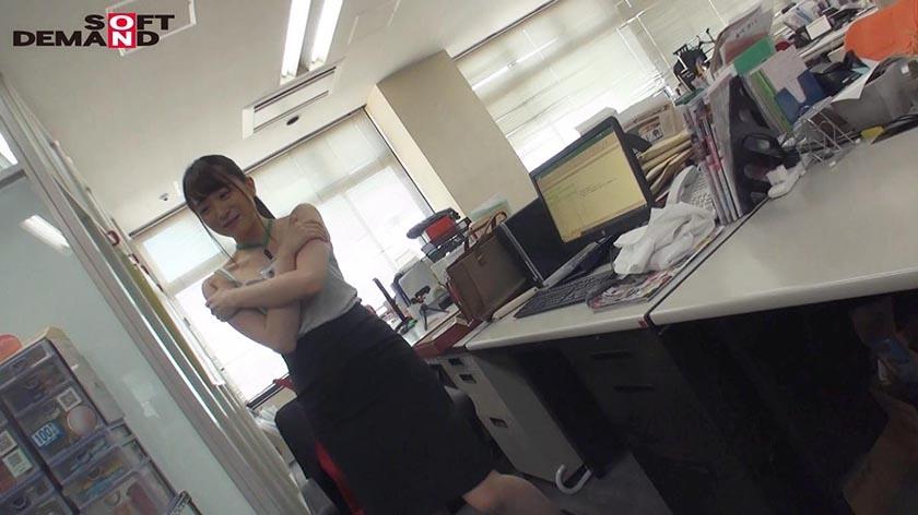 SOD女子社員 野球拳 休日出勤中の女子社員に突撃! 総務部 小松みき1