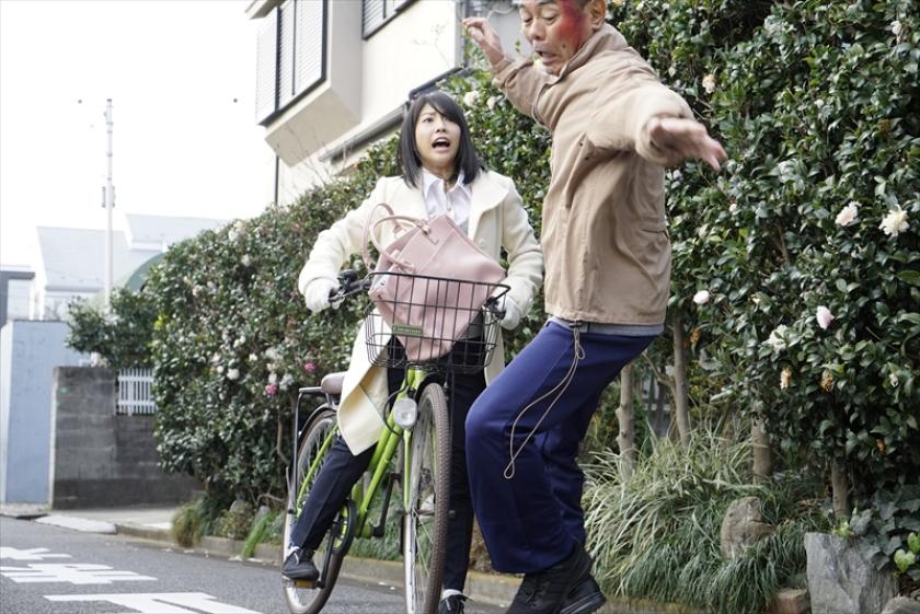 結婚間近の美人OLを【奴隷化・屈服・完全制圧】レ〇プ ~狙われたイヤホン自転車女子~ 戸田真琴のサンプル画像17