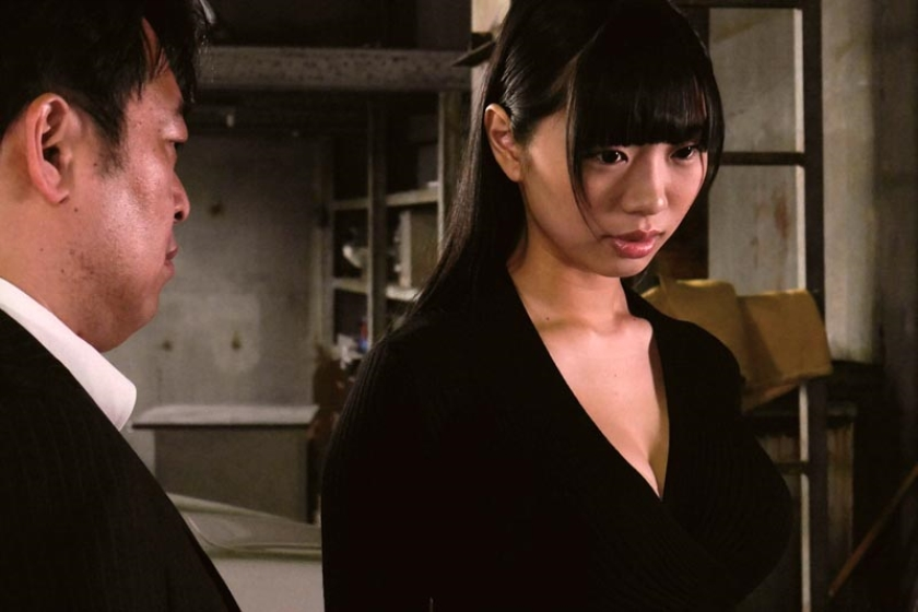 SODロマンス×SODstar 出産から仕事復帰したてのノーブラOL人妻 痴〇 桐谷まつりのサンプル画像2