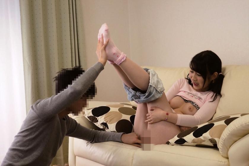飛鳥りん 姉からのお下がりを着させられているムチポチャ末っ子ちゃん(18) 食い込み羞恥ちびピタ服えっち の画像6