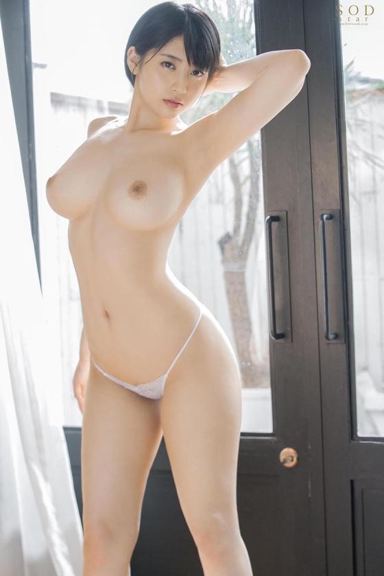 大きな亀頭で子宮口ほじくり性交 夏目響のサンプル画像19