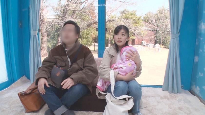 みほ(27) 人妻 マジックミラー号 真正中出し!旦那さんと赤ちゃんがすぐ側にいるのに生SEXに没頭!