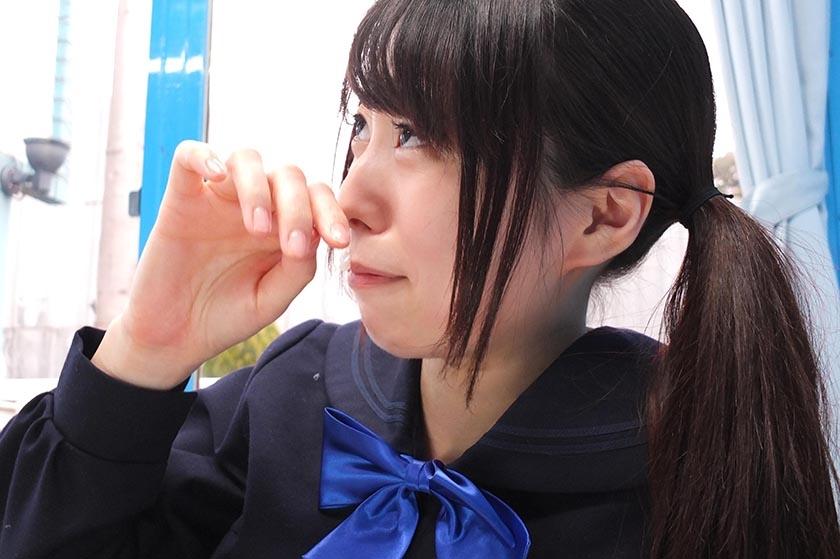 えりか(18)女子◯生 マジックミラー号 初めてのおちんちん研究!かわいいお顔にぶっかけ! の画像2