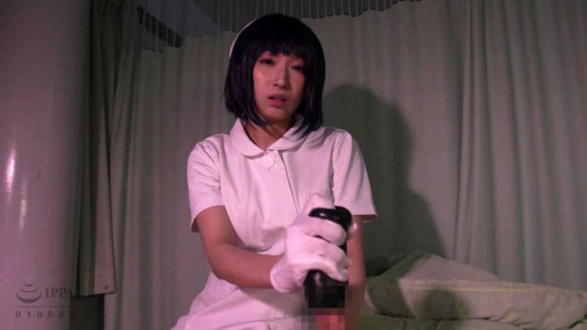 搾精病棟 ~性格最悪のナースしかいない病院で射精管理生活~ 蓮実クレア・八乃つばさ・岬あずさのサンプル画像3