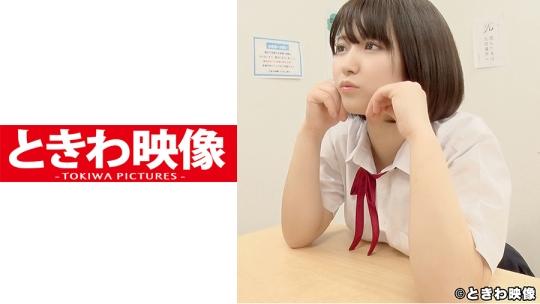 深田結梨 - 巨乳な図書委員はパンツを脱いで迫ってきたのでそのまま中出しSEXへ!
