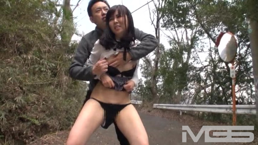 凌辱チ●ポで初膣イキ体験したドM人妻露出ポルノ被害ビデオ 城崎桐子のサンプル画像12