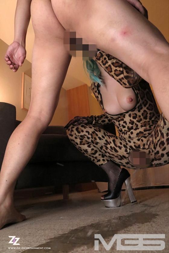 快楽を求めて貪り合う、コスプレ巨乳美女の濃厚SEX 一条リオンのサンプル画像6